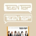 พร้อมส่ง / Teen Top 2012 Calendar + Diary + Sticker + Photo + postcards large bromide]