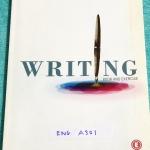 ►ครูพี่แนน Enconcept◄ ENG A301 หนังสือกวดวิชาภาษาอังกฤษคอร์ส Writing มีสรุปเนื้อหาสำคัญในการเขียน Writing ครอบคลุมทั้งในการเขียนบทความสั้นๆ จนถึงระดับ Advanced การเขียน Essay , Journal มีเทคนิค Trick & Tips เยอะมาก มีจุดสำคัญและข้อควรระวัง ในหนังสือมีจดบ้