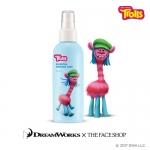 Preorder The Face Shop Trolls Essential Damage Care Hair Mist 150ml 에센셜 데미지케어 헤어 미스트_트롤 에디션 9000won