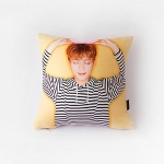 [ Pre ] [CUBE OFFICIAL GOODS] BEAST ORDINARY CUSHION หมอน