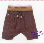 กางเกงเด็กทรงแม้วผ้าฝ้าย ไซส์ s