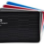 500 GB. Western (My Passport Ultra) USB3.0