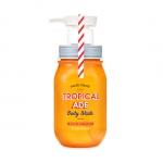 Preorder Etude Tropical Aid Body Wash #Malibu Orange 300ml 트로피컬 에이드 바디 워시 10000won