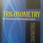 หนังสือกวดวิชา The Brain วิชาคณิตศาสตร์ ม.5 เรื่อง ฟังก์ชั่นตรีโกณมิติ