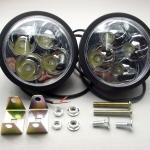 สปอตไลท์ LED โคมพลาสติก 4 X 3W 12-80V