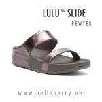 **พร้อมส่ง** รองเท้า FitFlop Lulu Slide : Pewter : Size US 8 / EU 39