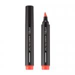 Preorder A'Pieu Marker Pen Tint 마커 펜 틴트 [CR01_콜미코랄] 3800won สีติดแน่นทน ด้วยหัวปากกาที่ออกแบบมาพิเศษ ทำให้สีสวยและติดทนยิ่งขึ้น