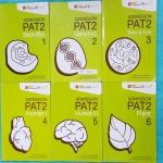 ►ออนดีมานด์◄ PAT 700H หนังสือกวดวิชาชีววิทยา พี่วิเวียน คอร์ส PAT2 แอดมิชชั่น เล่ม 1-6 ครบเซ็ท พร้อมไฟล์เฉลย จดครบทุกเล่ม เนื้อหาตีพิมพ์สมบูรณ์ทุกเล่ม แบบฝึกหัดมีเฉลยด้านหลังครบทุกข้อ จดด้วยปากกาสีสันสวยงามทั้งเซ็ท มีจดเน้นจุดที่ควรโฟกัสให้ความสำคัญ ,เรื่