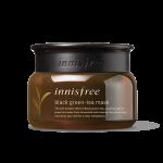 Preorder Innisfree Black Green-tea Mask 80ML 블랙 그린티 마스크 25000won มาสก์ชนิดล้างออก ที่มีส่วนผสมของใบชาเขียว และสารสกัดที่ได้จากชาเขียวหมักบ่มให้เป็นสีดำเป็นระยะเวลา 100 วัน ชาเขียวอุดมไปด้วยสารต้านอนุมูลอิสระ ช่วยชลอการเกิดกระบวนการชราของผิว ช่วยผลัดเซลล์