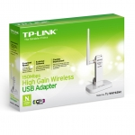 "Adapter USB 150Mb WLAN TP-LINK ""High Gain"" (WN722NC)"
