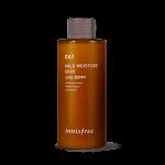 Preorder INNISFREE Oat mild moisture skin 슈퍼푸드_ 오트 마일드 모이스처 스킨 150mL 8000won โทนเนอร์ที่มีส่วนผสมของข้าวโอ๊ตจากเกาะเชจูมีสารอาหารที่ให้ความสมดุลแก่ผิว พร้อมมอยเจอไรเซอร์ช่วยคืนความชุ่มชื้นให้ผิว สินค้าตัวใหม่เป็นสารสกัดที่ได้พืช ผักต่างๆ ที่ปลูกบนเกาะเชจู