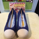 (พร้อมส่ง)F-POP™ CANVAS BALLERINAS Size: 5 พร้อมส่งไซด์ EU38