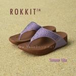 **พร้อมส่ง** FitFlop : ROKKIT : Summer Lilac : Size US 7 / EU 38