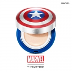 Preorder The Face Shop Marvel Anti-Darkening Cushion 15g 안티다크닝 쿠션(마블) 20000won