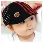หมวกเบเร่ต์ลายดาว
