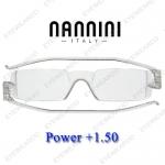 แว่นอ่านหนังสือ Nannini ทรงเล็ก เบอร์ +150