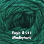 ไหมพรม Eagle กลุ่มใหญ่ สีพื้น รหัสสี 911