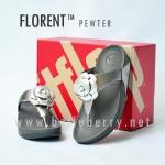 **พร้อมส่ง** FitFlop Florent : Pewter : Size US 9 / EU 41