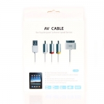 AV Cable ( Apple Multifunction )
