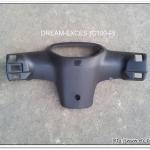 หน้ากากท่อนหลัง DREAM-EXCES (C100-P) ดำด้าน
