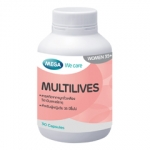 Mutilives 30 แคปซูล วิตามินและเกลือแร่รวม ช่วยปรับสมดุลระดับฮอร์โมน ทำให้ดูอ่อนวัย