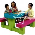 PPCT-007 ชุด โต๊ะปิคนิคใหญ่