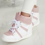 Pre Order / รองเท้าแฟชั่น นำเข้าจากเกาหลีแท้ 100%
