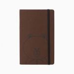 Pre Order / Friends Brown Line X Moleskine 2017 diary (Large Weekly)
