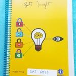 ►พี่แนน Enconcept◄ GAT 6873 Gat Insight แกทอังกฤษ จดครบเกินครึ่งเล่ม จดละเอียด มีเทคนิคลัดเยอะมาก มีวิธีการทำโจทย์ และหลักการตอบคำถามที่ต้องทำทันที และคำถามที่ควรเก็บไว้ทำทีหลัง มีเทคนิคการดู Choice ที่ผิดไม่เข้าพวก ตัดช็อยส์ตัวเลิอกออกได้เลย ด้านหลังมี A