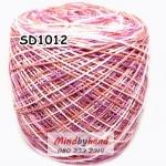 สหสินเส้นอ้วน สีเหลือบ SD1012
