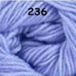 ไหมพรมดาหลา สีพื้น สี 236