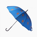 Pre Order / Brown Blue Umbrella