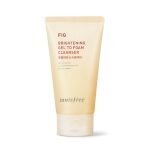 Preorder Innisfree Fig Brightening Gel To Foam Cleanser 100mL 슈퍼푸드_무화과 브라이트닝 젤투폼 클렌저 8000won