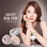 The faceshop 24 hours full stay CC SPF50PA +++ V201