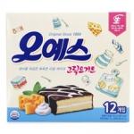 Pre Order / ขนมเกาหลี 1 กล่อง มี 12 ชิ้น