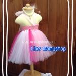 TuTu dress แฮนด์เมดเจ้าหญิงนิทรา