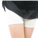 (พร้อมส่ง) กางเกงซับในขาสั้น สีขาว 2XL