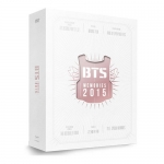 Pre Order / [DVD] BTS MEMORIES OF 2015 DVD (4DISC+108P SPECIAL PHOTO BOOK)
