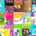 ►พี่ตุ้ย The Tutor◄ MA 52911 ครบเซ็ท 15 เล่ม คณิตศาสตร์ ม.ปลาย ระดับชั้น ม.4-6