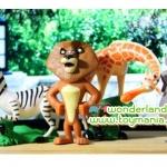 โมเดล การ์ตูนมาดากัสดา ชุด 1