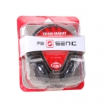 "HeadSet+Mic ""SENIC"" (ST-808) Black ""By Somic"""