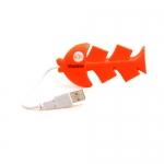 "USB HUB 4 PORT (U-144) คละสี ""MACNUS"""