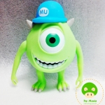 โมเดล Mike จาก Monsters Inc
