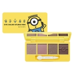 (พร้อมส่ง) Missha Eye Color Studio Mini (Minion Edition) # 1
