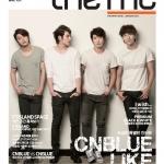 พร้อมส่ง / The FNC MAGAZINES : CNBLUE [4,000 Limited] + DVD