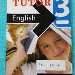 ►The Tutor◄ ENG 1007 หนังสือเรียนภาษาอังกฤษ ม.3 จดบ้างบางหน้า สรุปแกรมม่าทั้งหมดในระดับชั้น ม.3 มีดจทย์หลากหลายแนวทั้ง Grammar ,Vocab ,Cloze Test,Conversation ,Reading และ Practise Paper มีเฉลยครบทุกข้อ