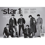 Pre Order / (Book) @Star1 : March (2015) - Vol 36 (SHINHWA/Henry)