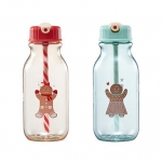 PREORDER Ginger Girl and Boy love water bottle 414ml
