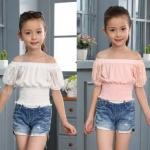 ch14 เสื้อ เด็กโต size 140-160 3 ตัวต่อแพ็ค