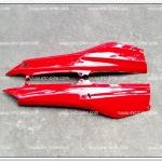ฝาข้าง TENA เก่า สีแดง (H22)